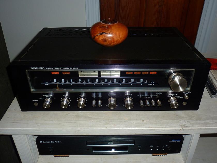 Pioneer SX - 5560(SX - 750)  - amazing shape - rare!!