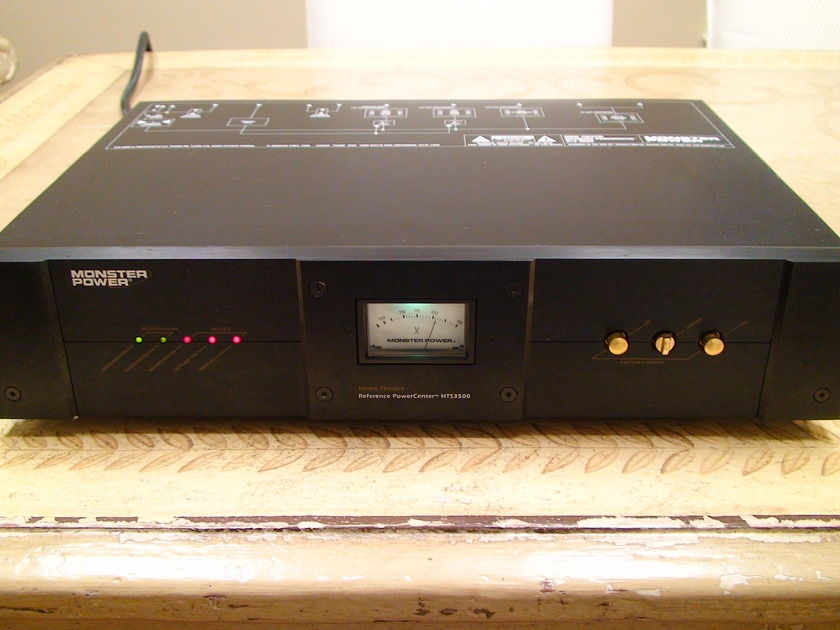 Monster HTS-3500 Power Conditioner