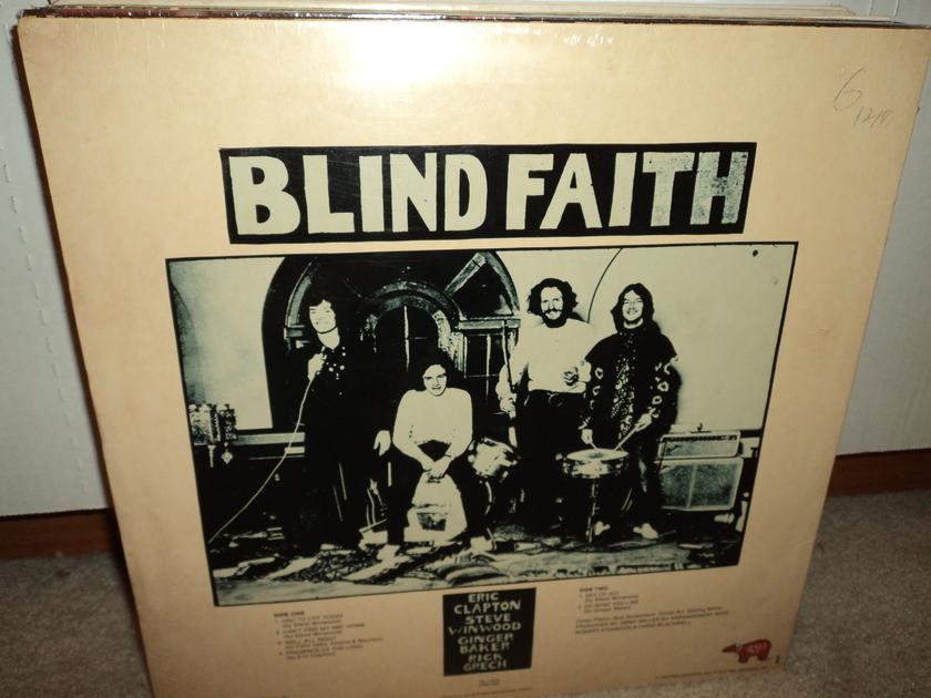 Blind Faith  - Blind Faith banned cover in U.S.  Rare 1969 RSO RS 1-3016 Sealed