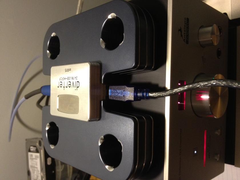 Sonicweld Diverter 24/96 USB to SPDIF transport