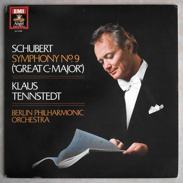 EMI Digital | TENNSTEDT/SCHUBERT - Symphony No. 9 The Great / NM