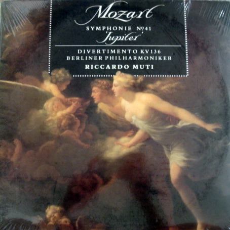 ★Sealed★ EMI Angel Digital /  - MUTI, Mozart Symphony No.41 Jupiter!