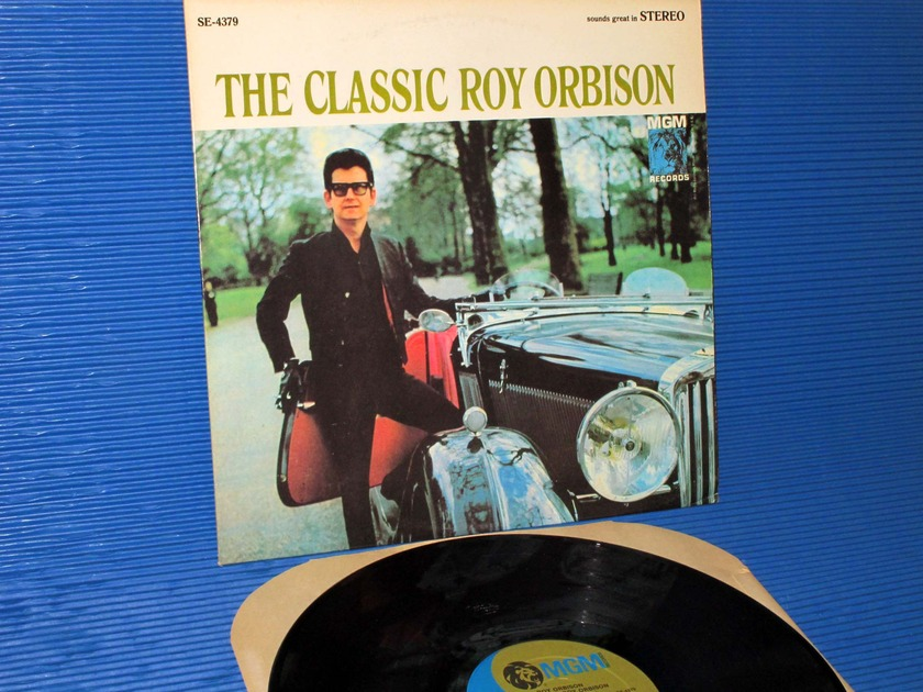 "ROY ORBISON -  - ""The Classic Roy Orbison"" -  MGM 1970"