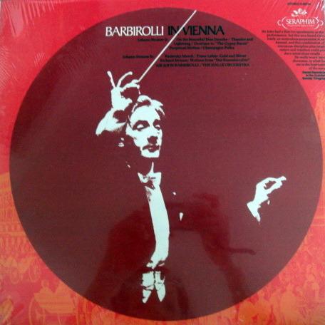 ★Sealed★ EMI SERAPHIM / - BARBIROLLI in Vienna!