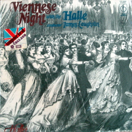 ★Sealed★ UK EMI /  - LOUGHRAN,  Viennese Night with the Halle!