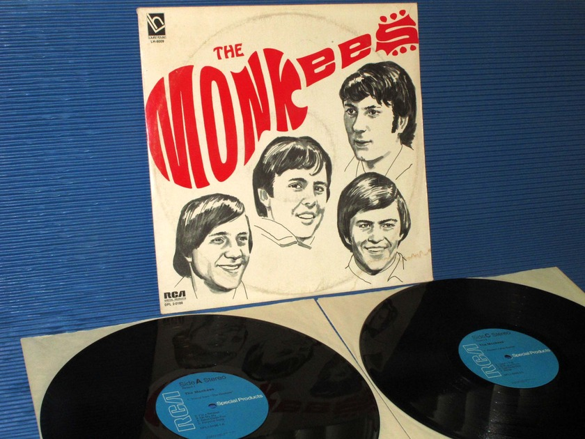 THE MONKEES -  - Same Title -  RCA Special Products 1976