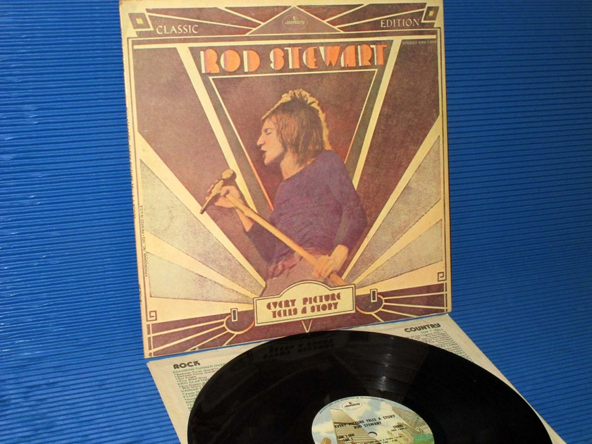 "ROD STEWART -  - ""Every Picture Tells A Story"" - Mercury 1974"