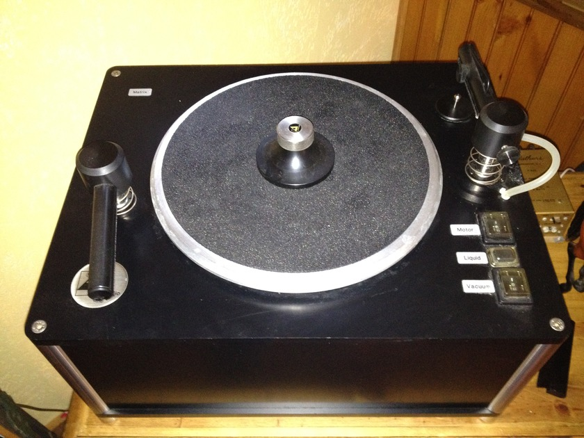 CLEARAUDIO MATRIX RECORD CLEANER LP CLEANER