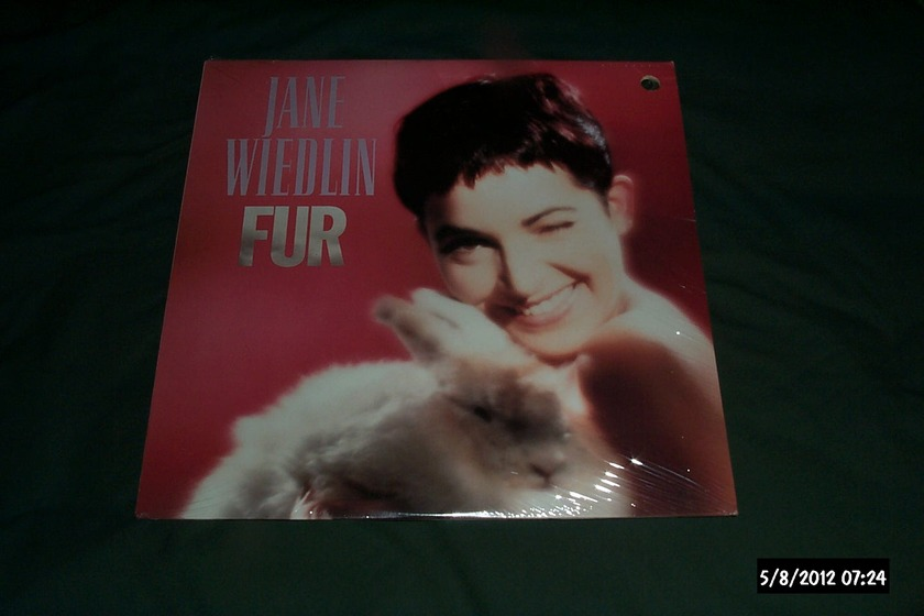 Jane Wiedlin - Fur Sealed Vinyl LP