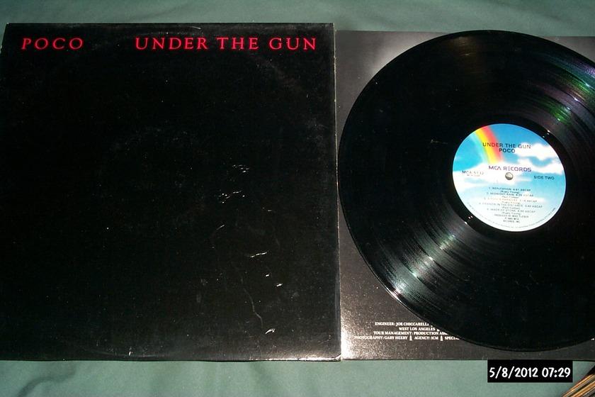 Poco - Under The Gun LP NM