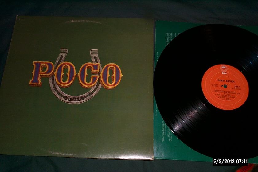 Poco - Seven  LP NM