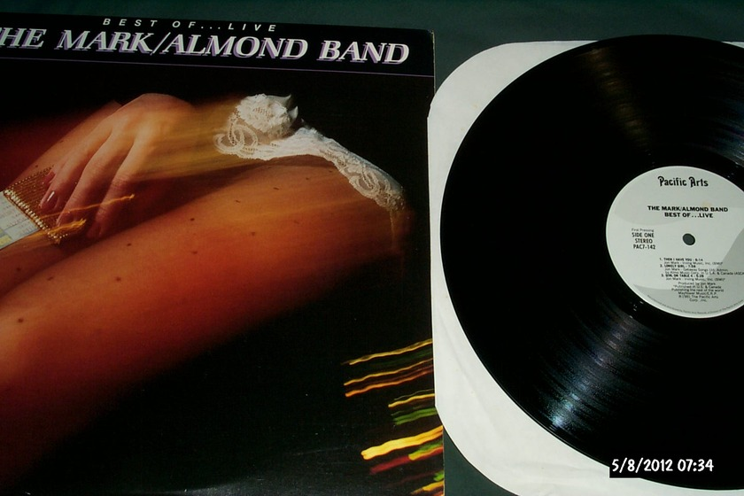 Mark-Almond Band - Best Of...Live LP NM