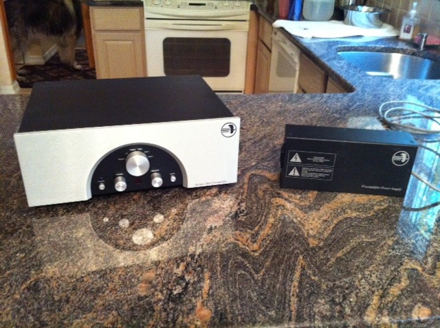 Rogue Audio 66 SLR Preamp 66