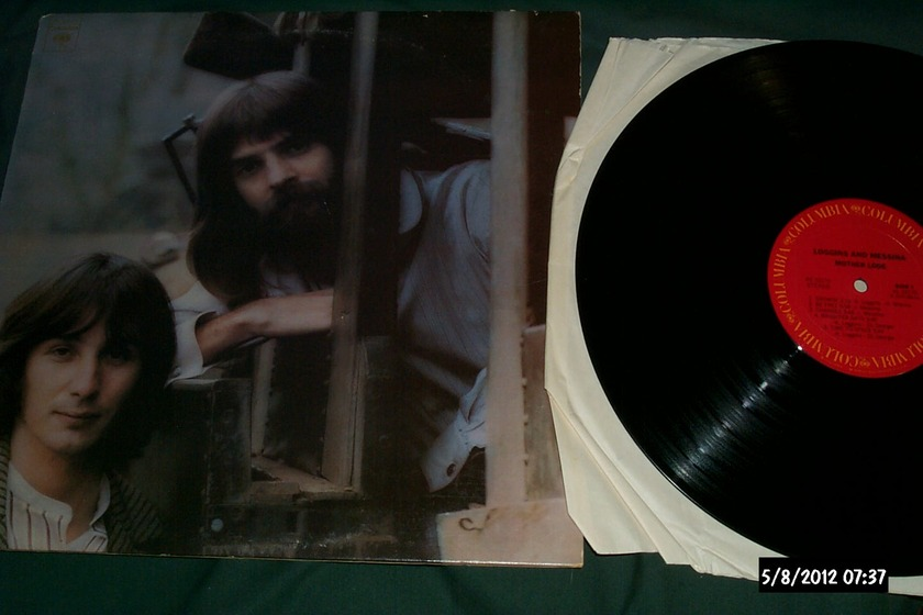 Loggins & Messina - Mother Lode LP NM