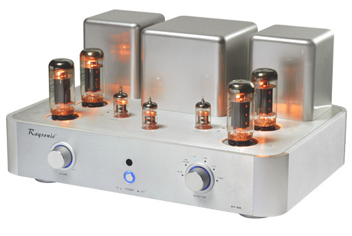 Raysonic SP-88 tube amp  with phono pre
