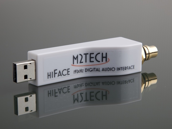 M2tech hiface M2 TECH usb/spdif hi-end s/pdif output BRAND NEW NO RESERVE PRICE