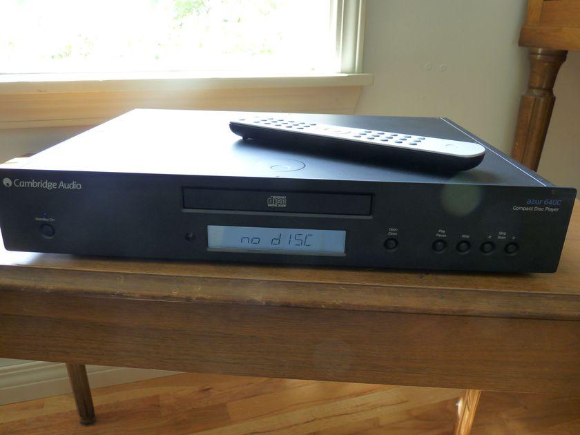 Cambridge Azur 640c V2 CD Player