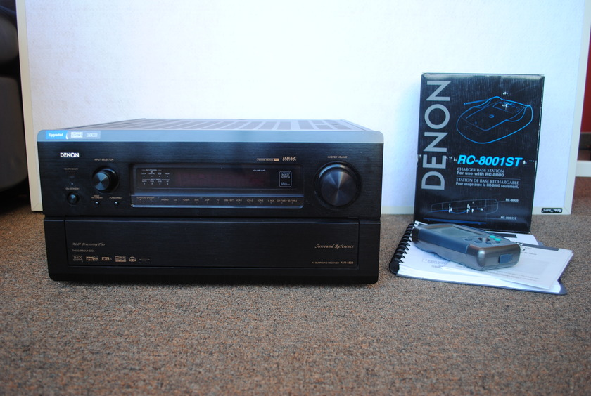 Denon AVR 5803 7.1 AV Surround Receiver