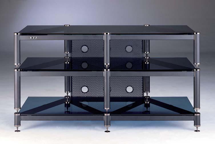VTI Audio/Video Glass Rack, BLG503, Brand New in Box !