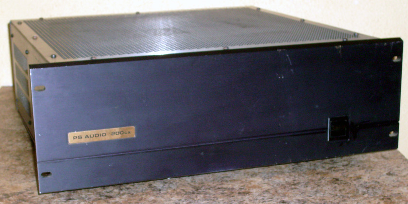 PS Audio 200CX Signature Series Power Amplifier, Used, Sounds Fantastic!
