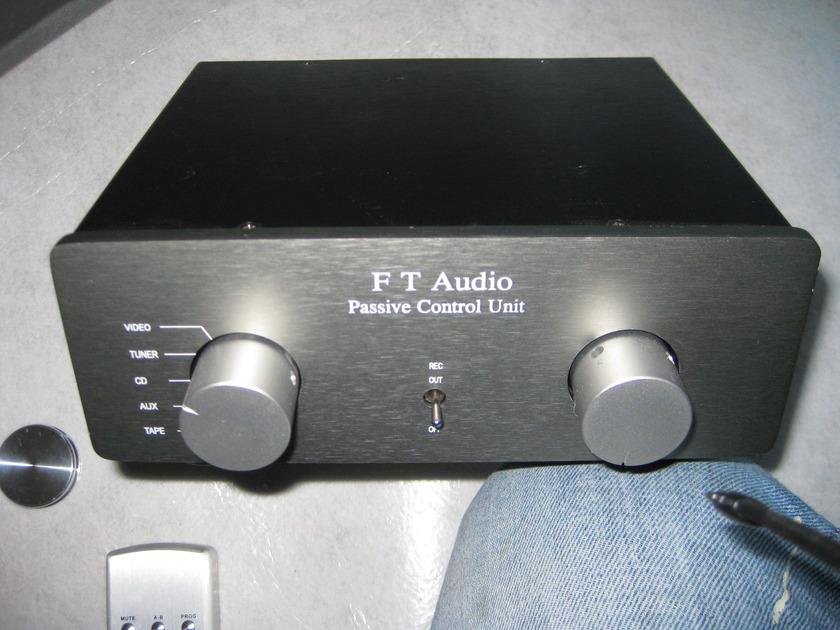 FT Audio LW1 Little Wonder Passive Preamp
