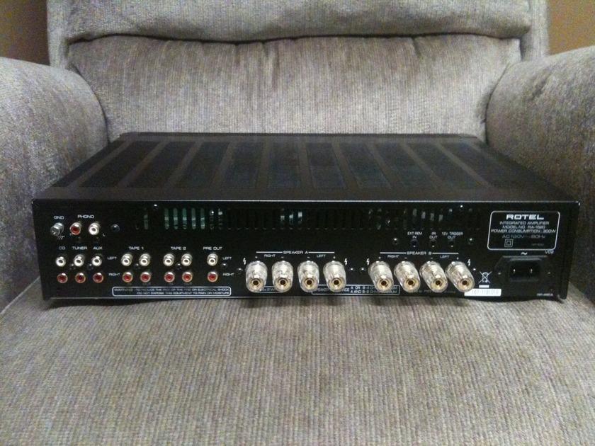 Rotel RA-1520 Intergrated amp