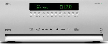 Arcam AV-888. The fantastic  pre/pro from Arcam. Everything you expect, and more!
