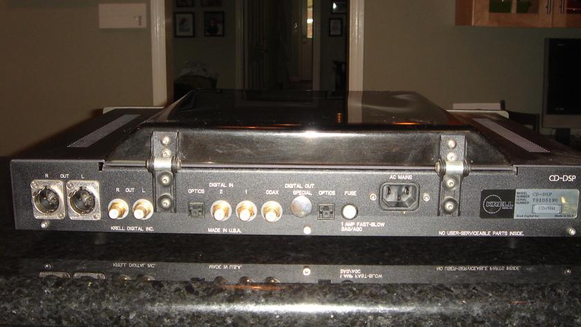 Krell CD-DSP CD Player