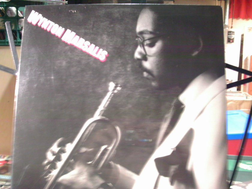 Wynton Marsalis - 4 LPS FOR 1 SHIP PRICE