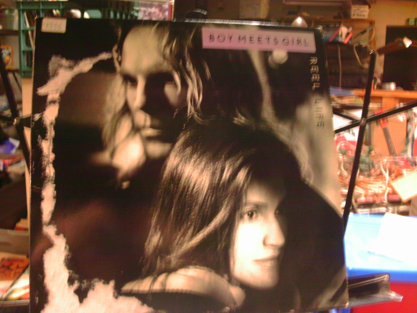 Boy meets girl - 2 LPS FOR 1 SHIP PRICE