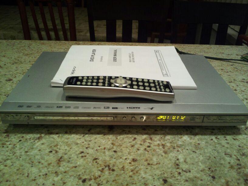 Oppo DV-970HD Universal Player