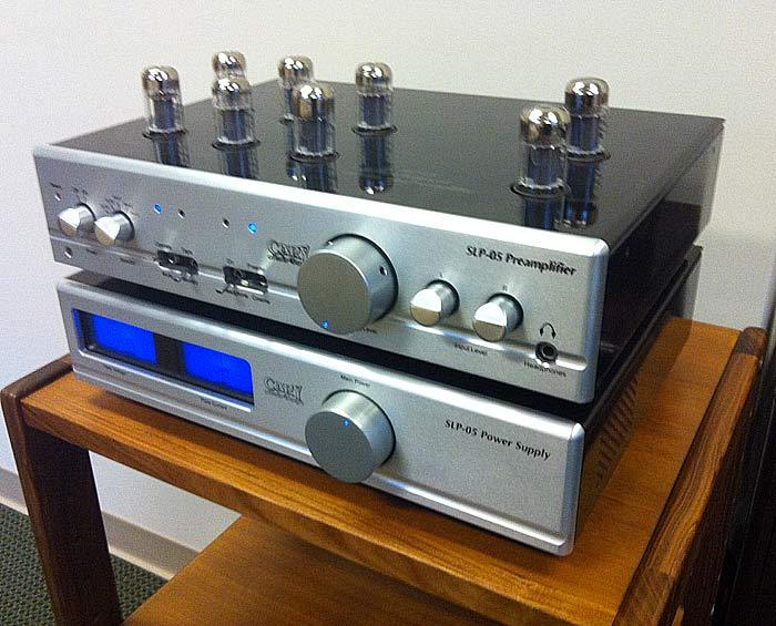 Cary Audio ★ SLP 05 tube preamp ★ warr,new tubes,trades,layaway