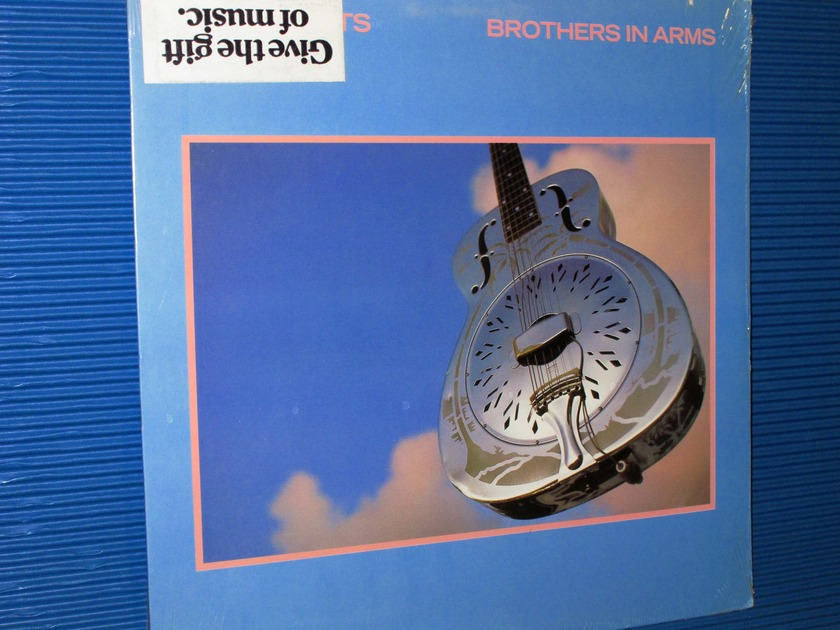 "DIRE STRAITS -  - ""Brothers In Arms"" -  Warner Bros. 1985 original Sealed!"