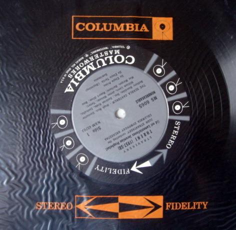 ★Sealed 1st Press★ Columbia 6-Eye /  - STRAVINSKY, Stravinsky Threni!