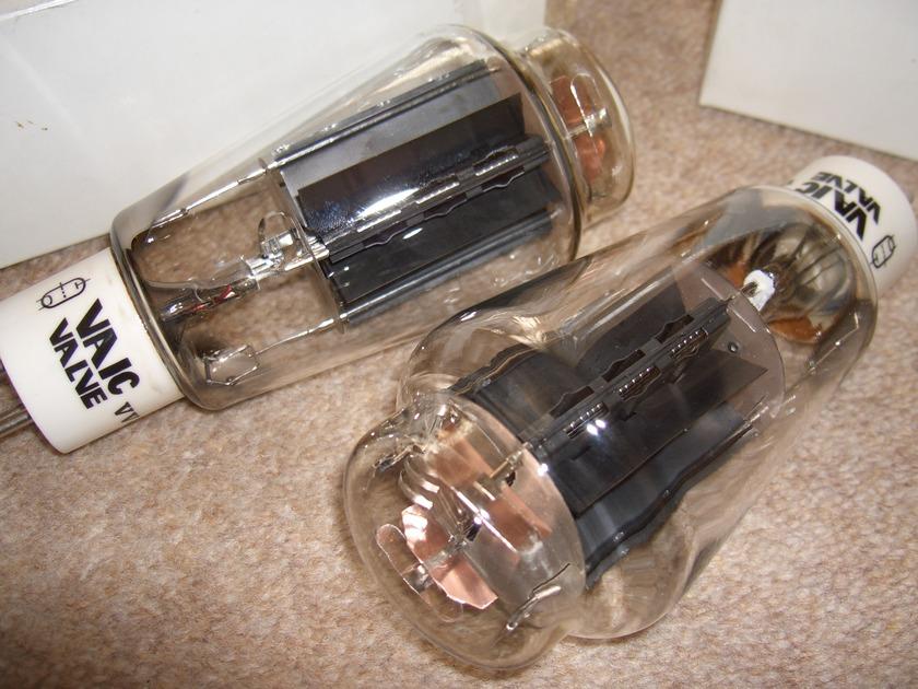KR VAIC 300 B, 300B, VV30B Premium tube pair