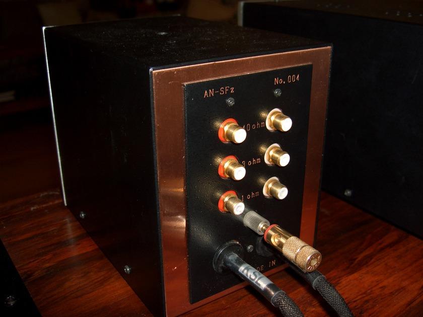 """Audio Note Japan Kondo M7 """"Silver Sound"""" Phono, KSL SFZ, SFz SF-z transformer"""