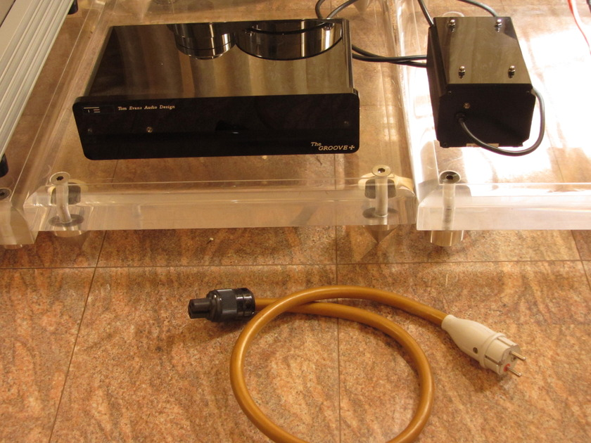 TOM EVAN GROOVE+ SRX PHONO STAGE PREAMPLIFIER