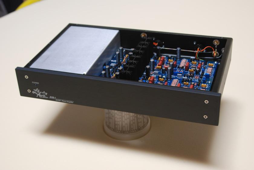 Liberty Audio B2B-1 Phono Preamplifier