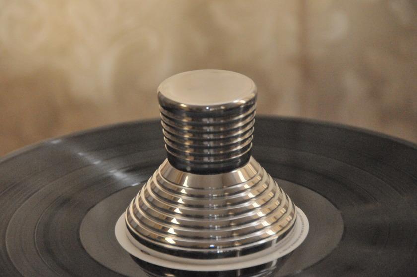 TRIANGLE ART TA-1 RECORDS CLAMP