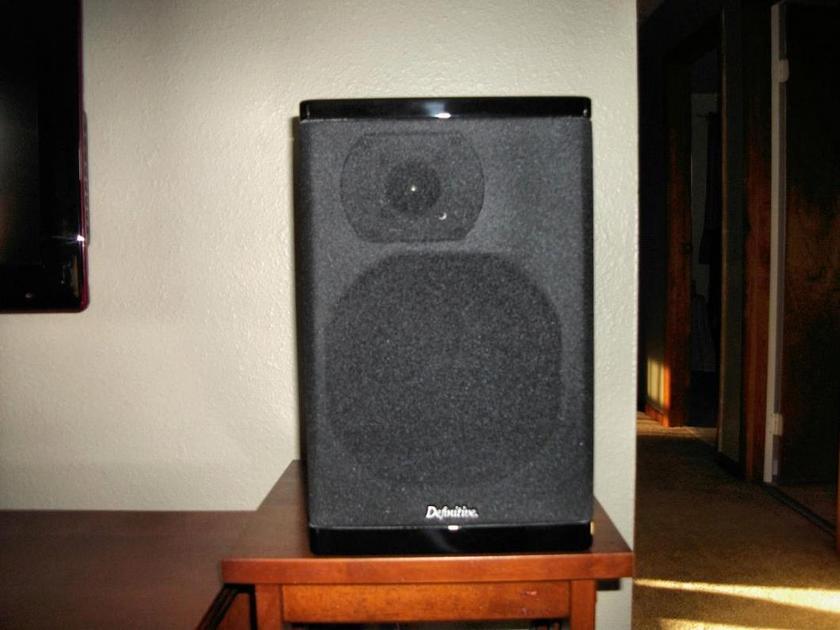 Definitive Technology Studiomonitor 450 Bookshelf Speakers