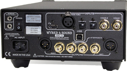 Wyred 4 Sound dac-2 (ess 9018dac) tas editors choice 2011!