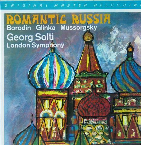 MFSL...MoFi 1-517 - Romantic Russia NM vinyl LP...free ship