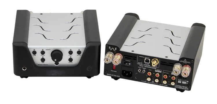 Wyred 4 Sound m-INT 100wpc int amp with Asynch DAC