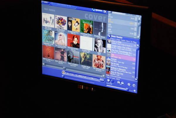 QSonix Q100 Music Server Upgraded
