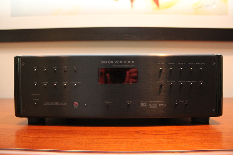 Krell Showcase Processor In GREAT Condition! Price to sell fast!