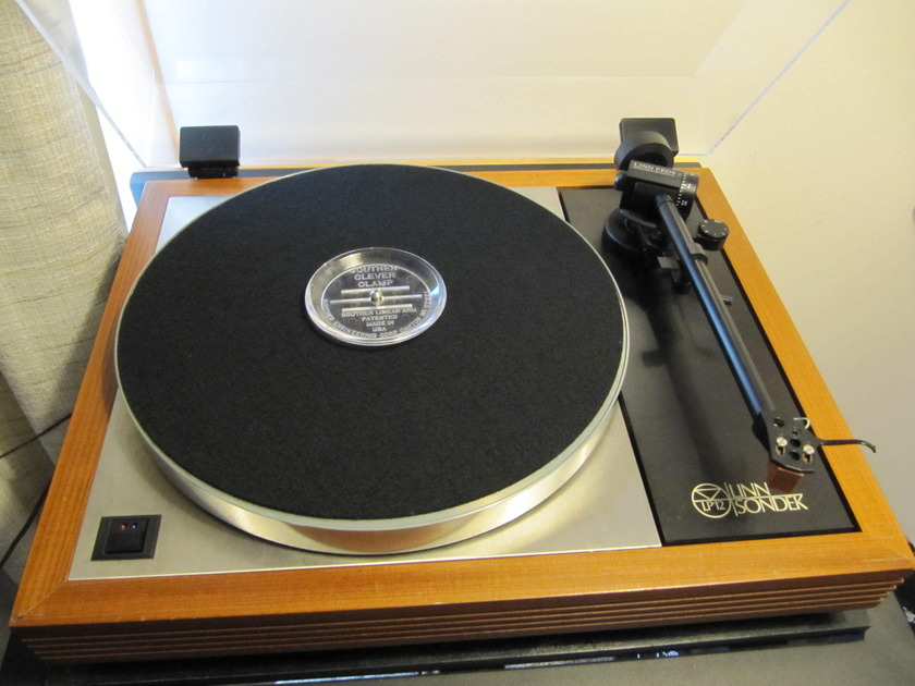 Linn LP-12 with Ekos arm and  Hercules power supply