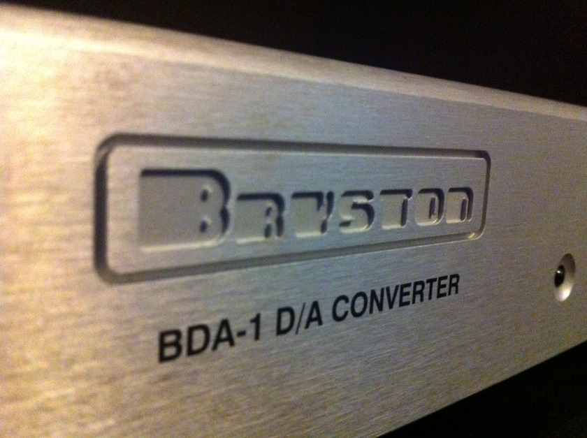 Bryston BDA-1 Great Sound, Lots of Inputs