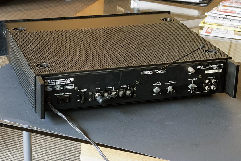 Luxman 5T50 Laboratory Reference Series FM Tuner