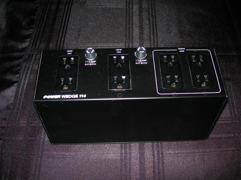 Audio Power Power Wedge 114 power conditioner