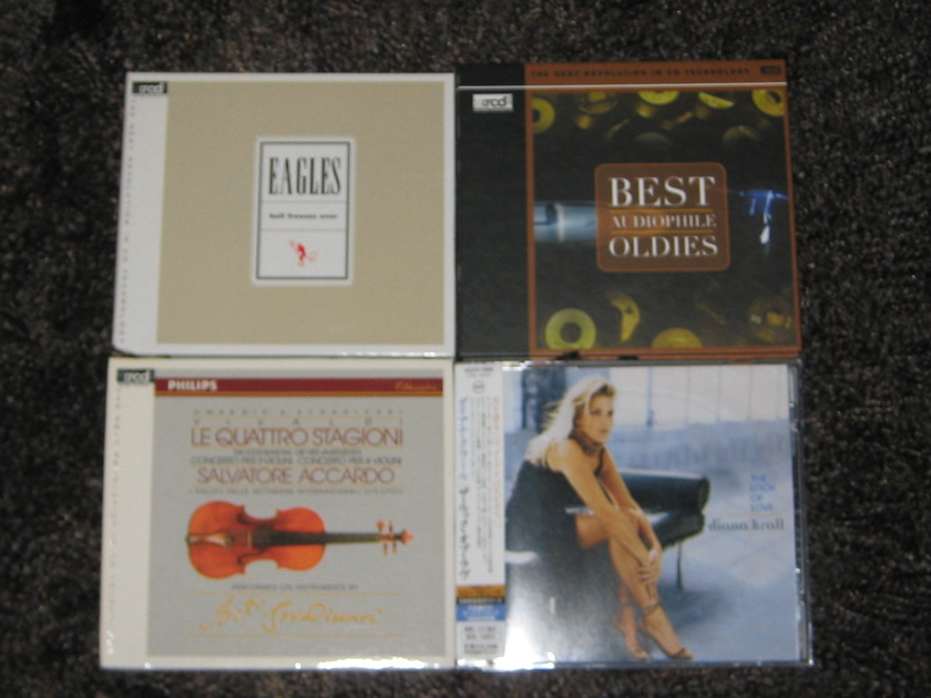 Audiophile  CD - set